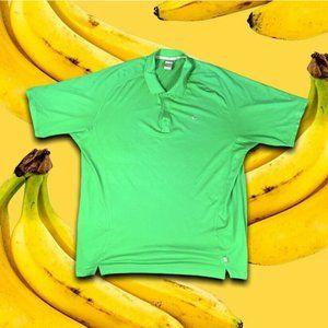 Nike Swoosh Vintage Dri-fit Green Short Sleeve